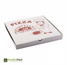 CUTIE PIZZA MODEL BUCATAR ALB